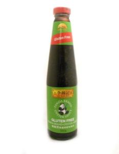 Gluten Free Panda Brand Oyster Sauce by Lee Kum Kee [LKK] | Buy Online at The Asian Cookshop